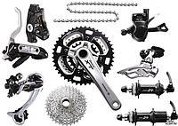 Велосипедные запчасти и компоненты