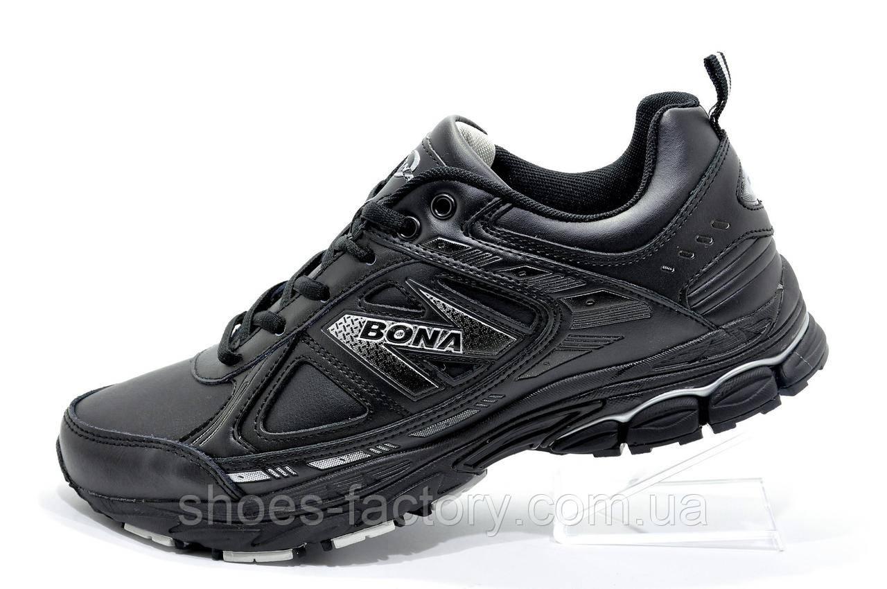 Мужские кроссовки Bona, кожаные