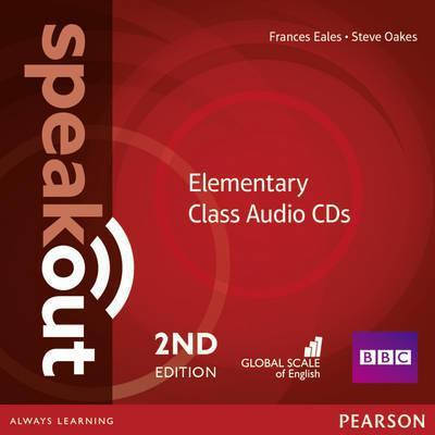 Speakout Elementary 2nd Edition Class CDs, фото 2