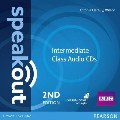 Speakout Intermediate 2nd Edition Class CDs, фото 2