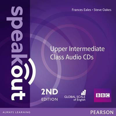 Speakout Upper-Intermediate 2nd Edition Class CDs, фото 2