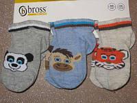 Р. 19-21 ( 6-18 мес.) 9932 Носочки для новорожденных Bross