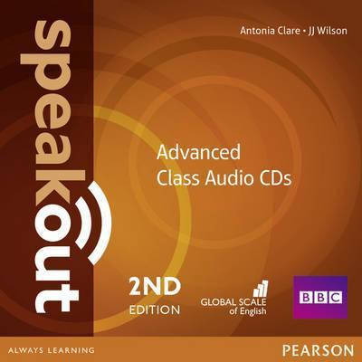 Speakout Advanced 2nd Edition Class CDs, фото 2