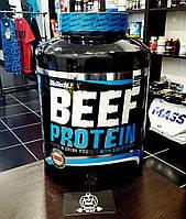 BioTech USA BEEF Protein 1,8 kg (strawberry)