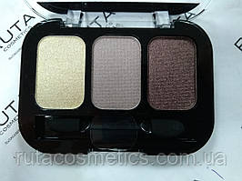 Parisa Cosmetics Eye Shadow Trio тройные тени для век (4) перламутровые