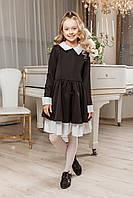 Школьное платье для девочки sh-43 в ассортименте