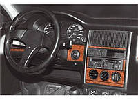 Audi 80/90 Накладки на панель под титан Meric