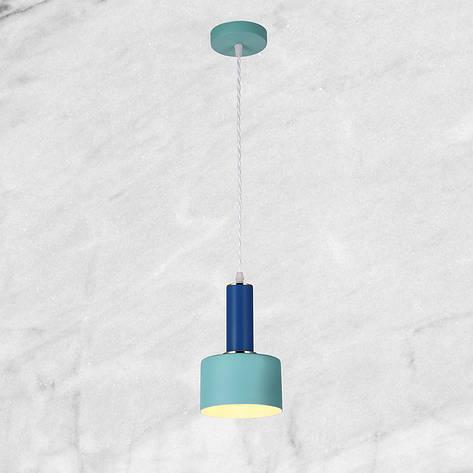 "Подвес ""Loft Retro Industrial"" (52-9517 BLUE-INDIGO), фото 2"