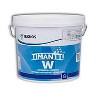 Грунт для влажных помещений TEKNOS TIMANTTI W паронепроницаемый 2,7 л