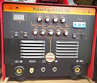 Аргоновый cварочный аппарат EDON EXPERT TIG MMA 315Р AC DC, фото 1