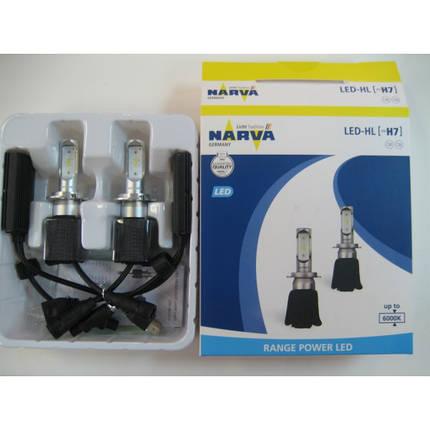 LED лампы H7 Narva Range Power 18005, фото 2