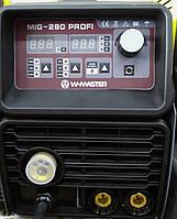 Сварочный полуавтомат WMaster MIG\MMA 280