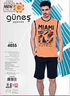 GUNES Комплект мужской с шортами 4855
