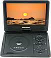 """Портативный DVD плеер 9.8"""" Opera NS-958 +USB + Game + TV + FM игры, телевизор, радио, фото 5"""