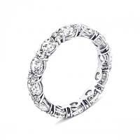 Серебряное Кольцо Тиффани.