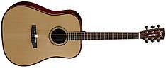 Акустическая гитара CORT AS-E4 (NAT) Дредноут / вестерн