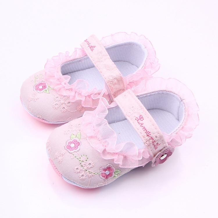 Пинетки-туфельки для девочки 12 см.