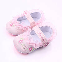 Пинетки-туфельки для девочки 12 см., фото 1