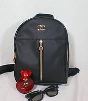 Стильный гламурный рюкзак из кожзама