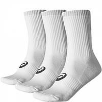 Спортивные носки ASICS 3PPK CREW SOCK (128064-0001)