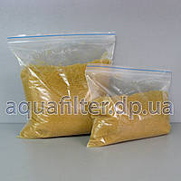 Ионообменная смола Purolite C100 для умягчения воды (0.5 кг)