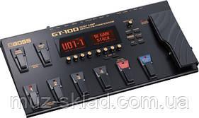 Процессор Boss GT100