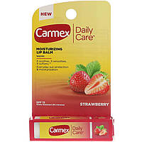 Carmex strawberry клубника