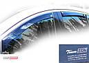 Дефлекторы окон (ветровики) Honda Accord 1997-2002 4D 4шт (Heko) sedan, фото 2
