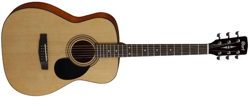 Акустическая гитара CORT AF510 (OP) Дизайн гитары: Концертный