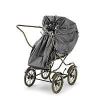 Elodie Details - Дождевик для коляски, Golden Grey