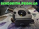 Карбюратор для бензопилы STIHL MS 170/180 Zama China, фото 2