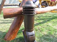 Вентвыход Камп под металлочерепицу монтерей