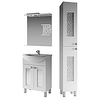 Комплект мебели для ванной комнаты Ирис 1-65-1-65 ВанЛанд