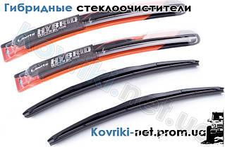 Щетки стеклоочистителя (дворники) гибридные для ВСЕХ марок автомобилей