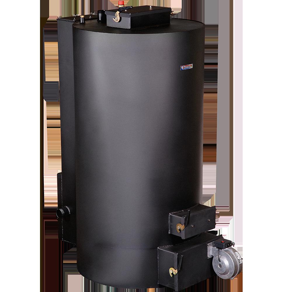 Котел угольный и дровяной длительного горения Энергия ТТ 60 кВт