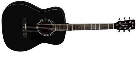 Акустическая гитара CORT AF510 (BKS) Дизайн гитары: Концертный, фото 2
