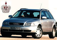 Автостекло, лобовое стекло на AUDI (Ауди) A4  (1994 - 2000)
