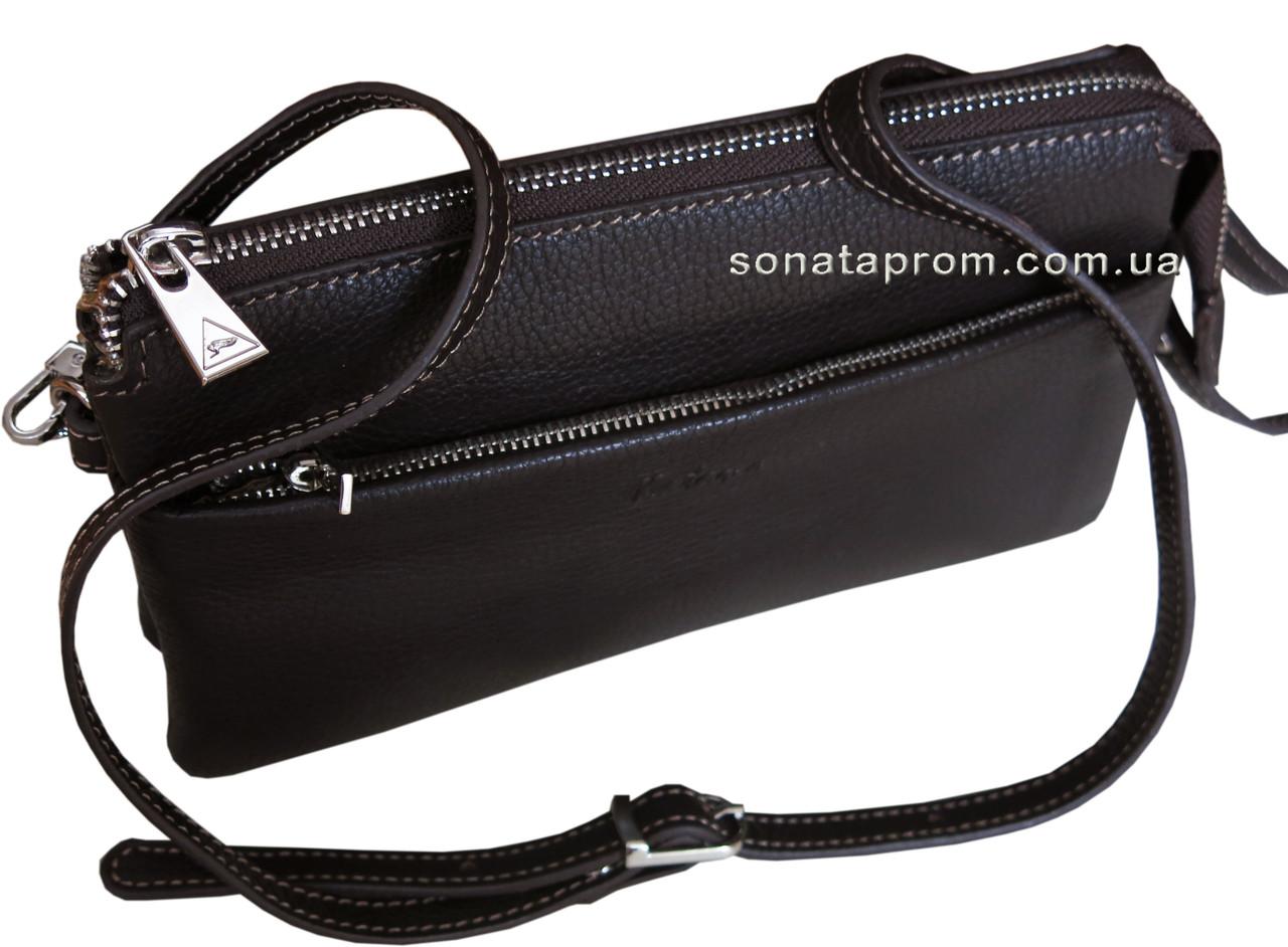 03fe72d35680 Женская сумочка кошелек кожаная Katana, цена 1 340,10 грн., купить в ...