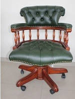 Кресло руководителя в классическом стиле  CF8668
