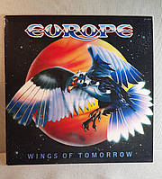 CD диск Europe - Wings Of Tomorrow