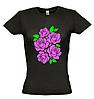 Женская футболка с РОЗАМИ, фото 6