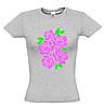 Женская футболка с РОЗАМИ, фото 5