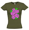 Женская футболка с РОЗАМИ, фото 4