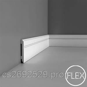 Плинтус SX105 Orac Decor 200 x 1,3 x 10,8