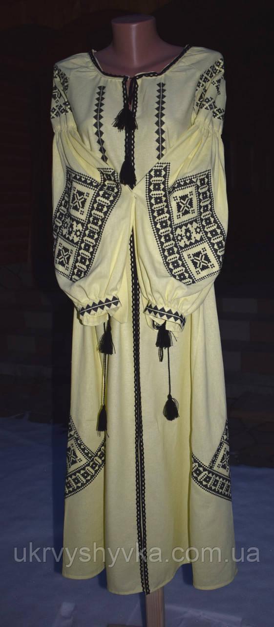 c0d7a09282f9b4 Плаття в стилі бохо