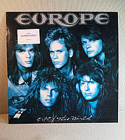 CD диск Europe - Out Of This World