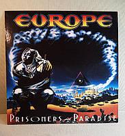 CD диск Europe - Prisoners In Paradise, фото 1