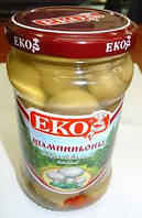 Грибы шампиньоны ЭКОС  314 гр
