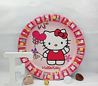 Тарелка детская Hello Kitty 18 см