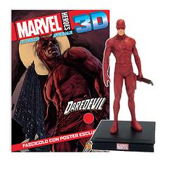 Мініатюрна фігура Герої Marvel 3D №06 Шибайголова (Centauria) масштаб 1:16